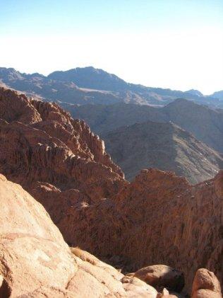 From Mount Sinai